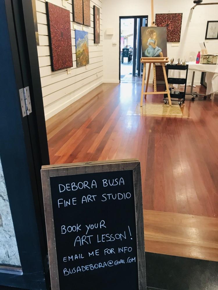 Debora Busa FIne Art Studio (Custom)