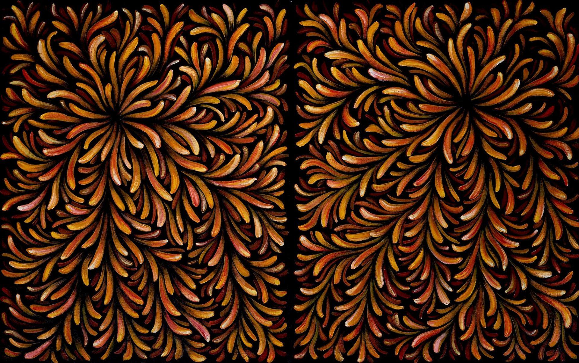 Debora Busa Multi Abstract