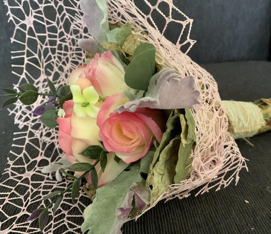 Soap Bouquet - one petal, one hand wash