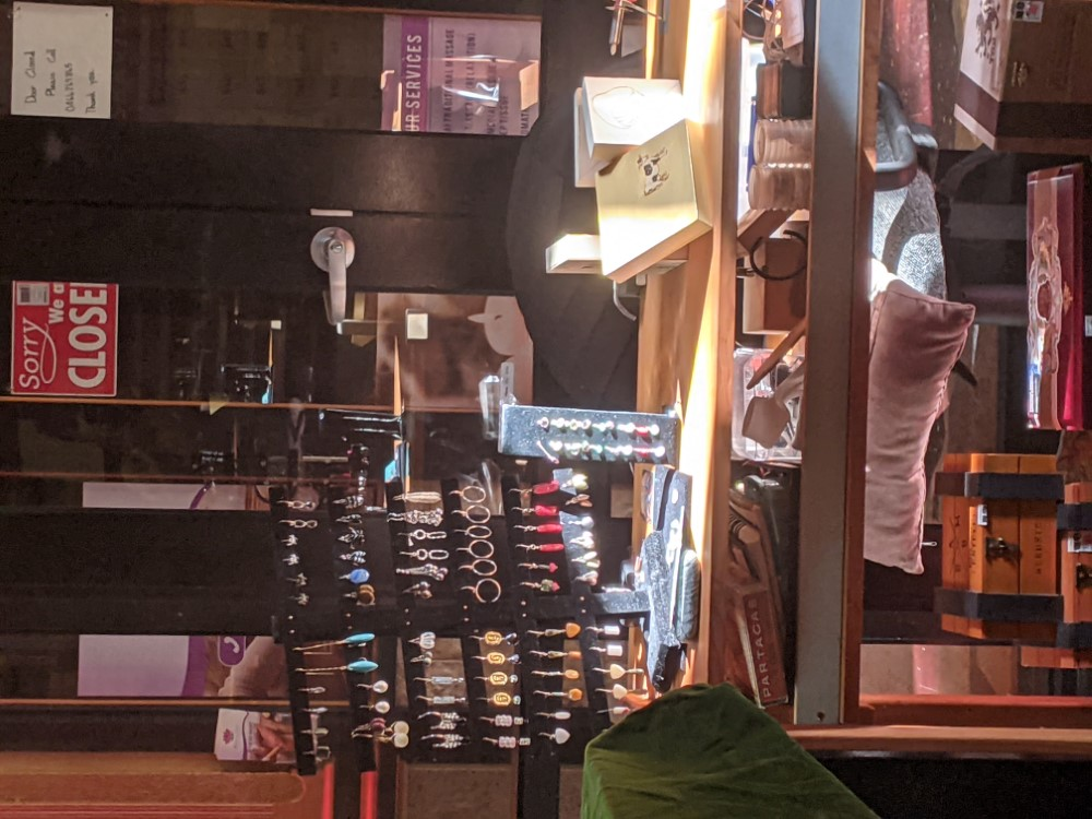 Shop 11a Artisans at Work Earrings (Custom)