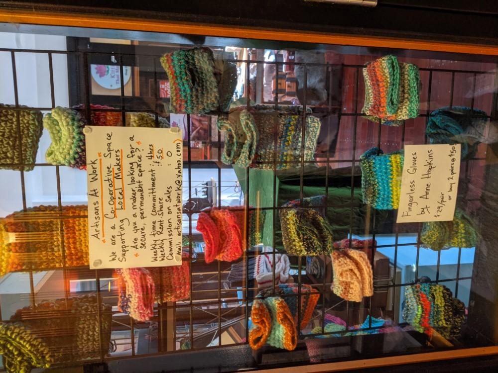 Shop 11a Artisans at Work Gloves (Custom)